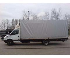 Przeprowadzki ,transport ładunków do 2.5 tony Polska - Niemcy